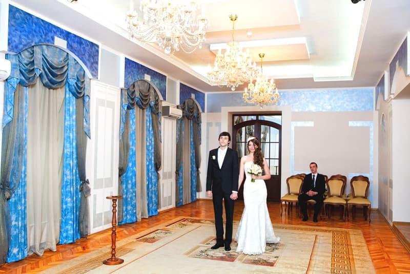Фото в дворец бракосочетания 3